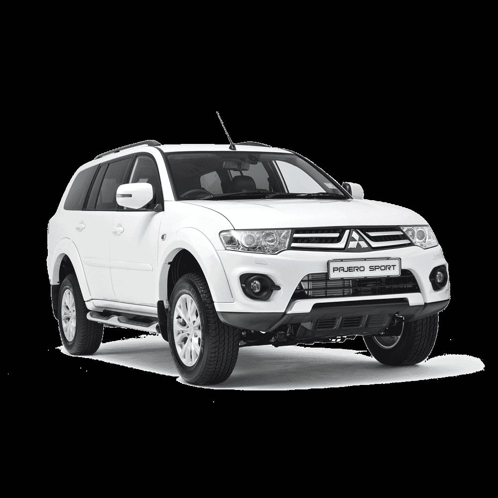 Выкуп Mitsubishi Pajero Sport с пробегом